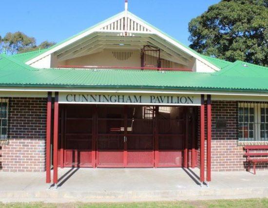 Cunningham Pavilion