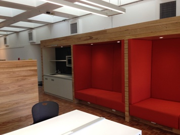 UTS, Shared Learning spaces